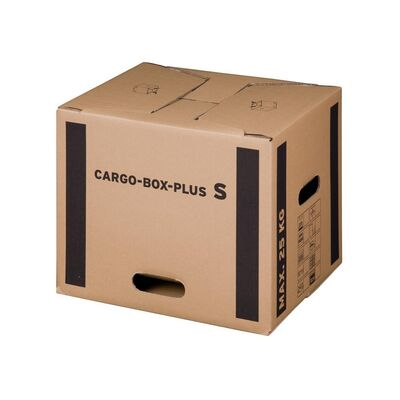 Cargobox PLUS mit sicherem Schmetterlingsboden S