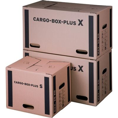 Cargobox PLUS mit sicherem Schmetterlingsboden X